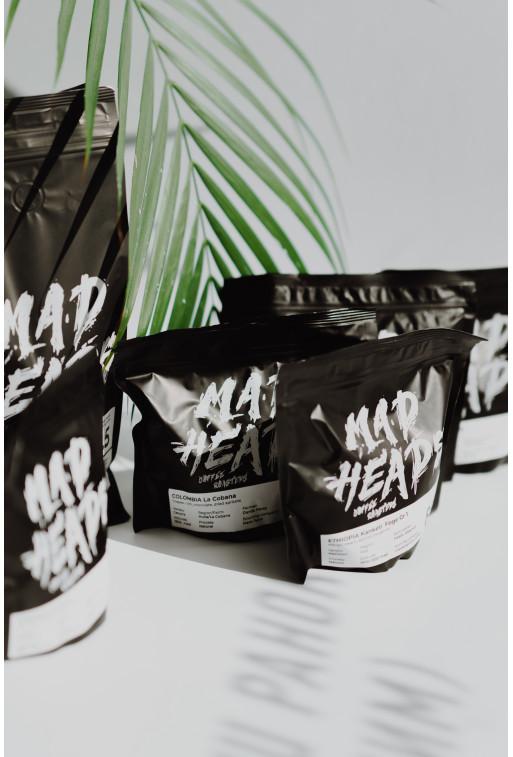 Кава MAD HEADS Kenya Mukurweini AB 250 г