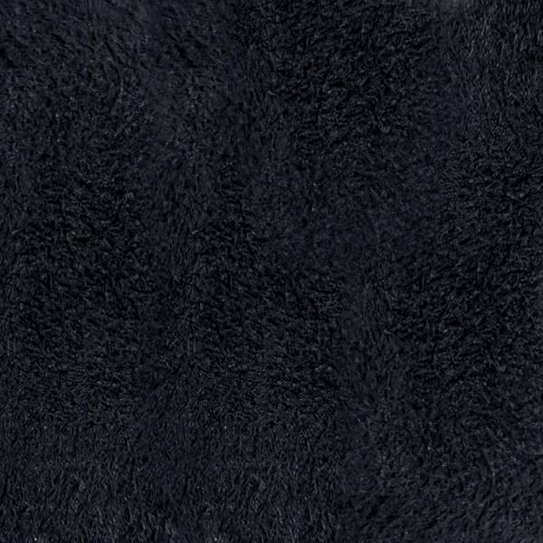Чорно-синя замшева шкіра - для виробництва балеток, лодочек