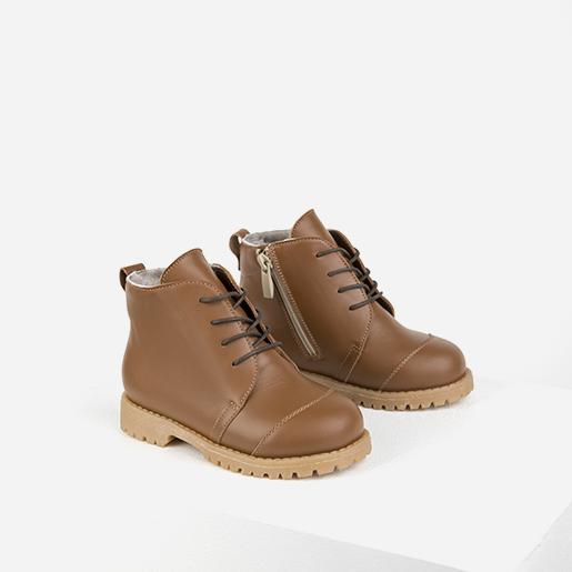 Дитячі шкіряні черевики