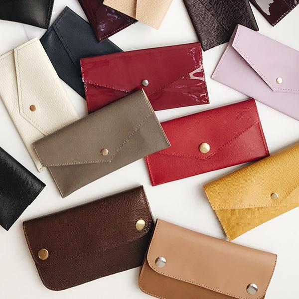 Кольорові гаманці